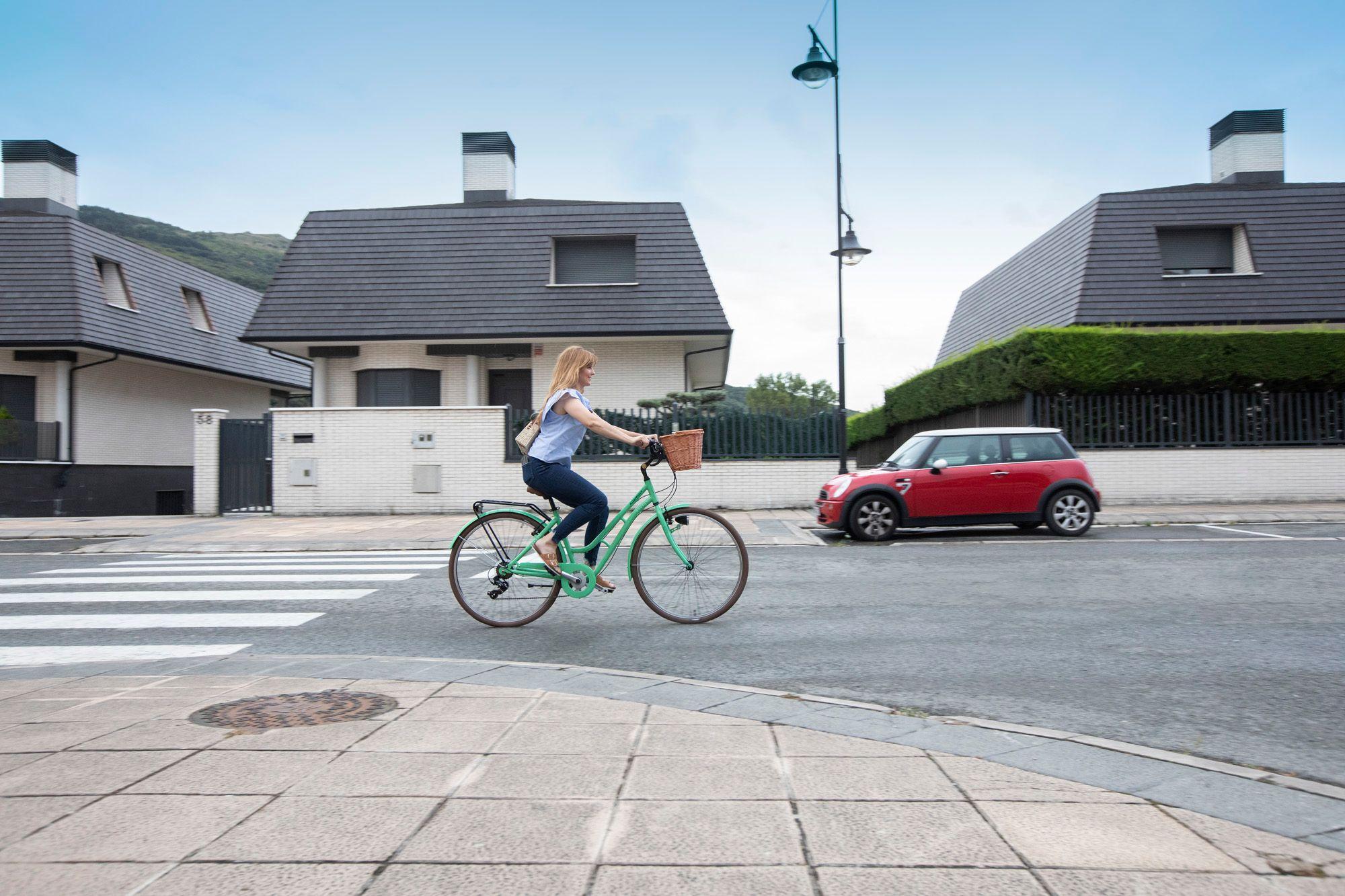 """Conor desarrolla diversas acciones para """"mejorar la vida pedaleando"""""""