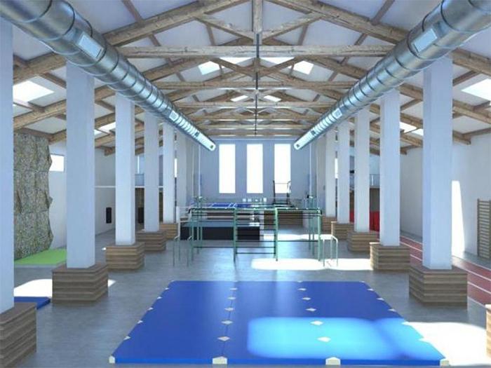 El ayuntamiento de Grañén presupuesta un gimnasio municipal de 245.000 euros