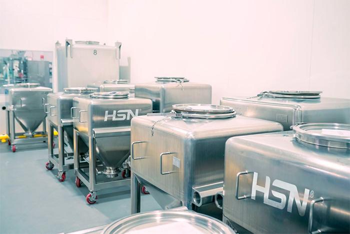 HSN, primer fabricante español de nutrición deportiva con certificado IFS Food