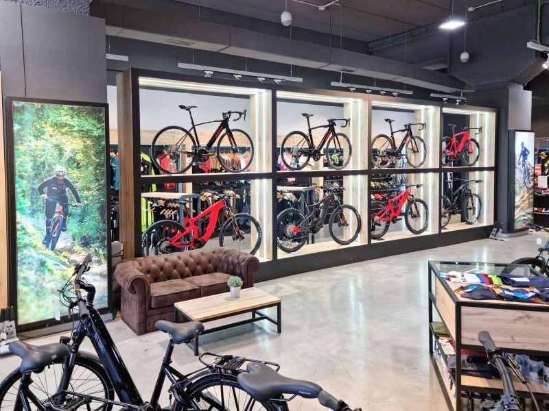 La Grupetta convierte en una 'boutique' su concept store de BH en Alcobendas