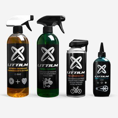 Littium rebaja en un 15% sus productos de mantenimiento, cuidado y limpieza