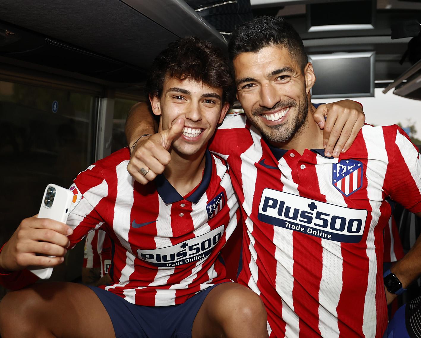 Luis Suárez lo ha confirmado, seguirá con el Atlético de Madrid