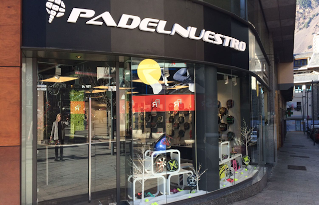 El Grupo Padel Nuestro negocia la entrada de inversores