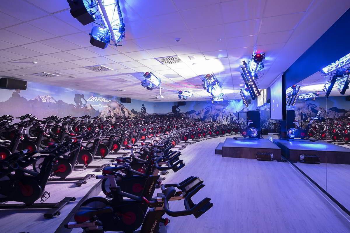 BeUp inaugurará este otoño su cuarto gimnasio