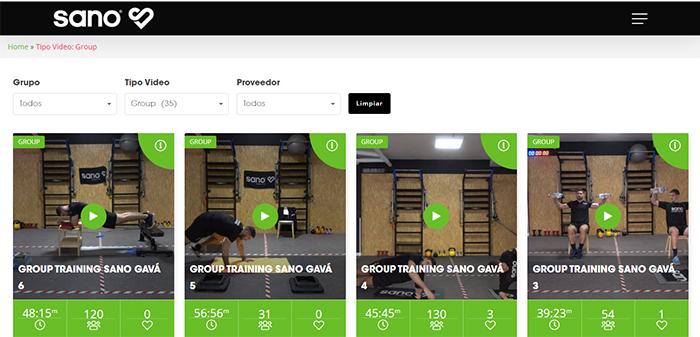 Sano Center reorienta su apuesta digital y pone en abierto su plataforma online