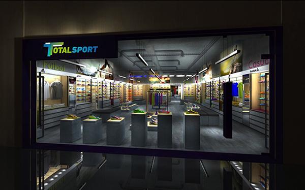 Totalsportincrementa sus ventas un 12% en el primer cuatrimestre del año