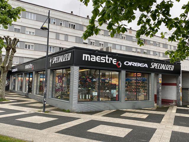 MaestreBikes deja de ser concept store de Specialized