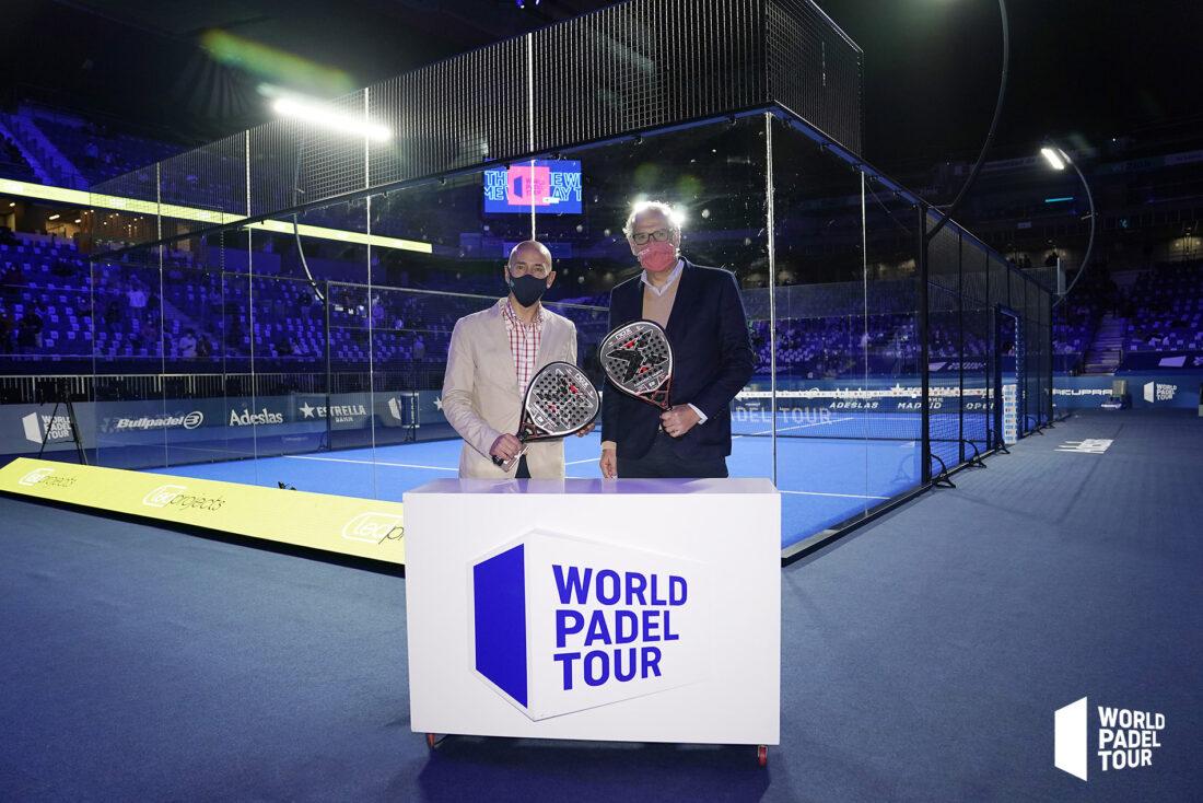 Nox renueva su acuerdo con el World Padel Tour hasta 2025