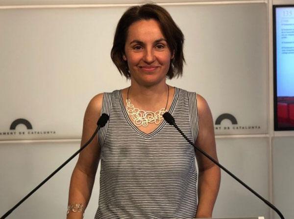 Anna Caula confirma su cargo de Secretaria General del Deporte de la Generalitat de Cataluña