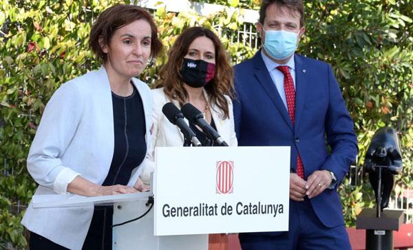 """Anna Caula se presenta con """"la voluntad de escuchar"""" al deporte catalán"""