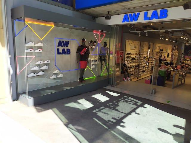 AW Lab alcanza las 40 tiendas en España