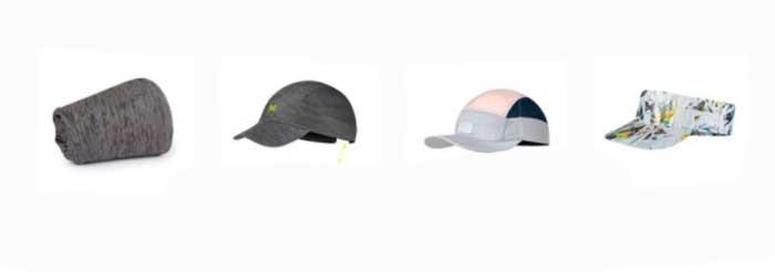 Buff da la bienvenida al verano con sus nuevas gorras de running