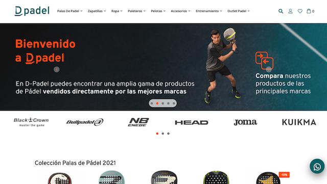 Decathlon lanza un marketplace de pádel en España
