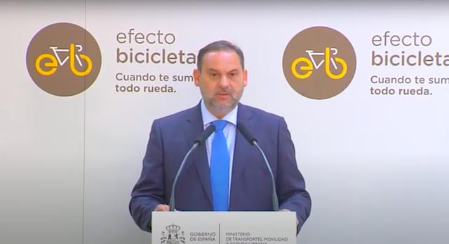 El gobierno impulsa la bicicleta con un plan estatal pero no concreta cifras de inversión