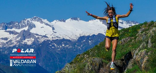 Polar patrocina la primera edición de la Ultra Trail Val d'Aran