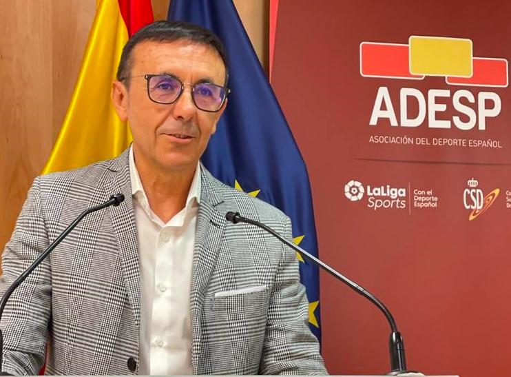 José Hidalgo, reelegido presidente de ADESP