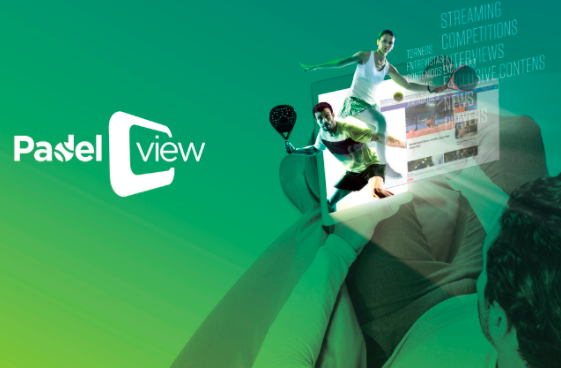 Nace la primera plataforma de pago para ver en directo partidos de pádel