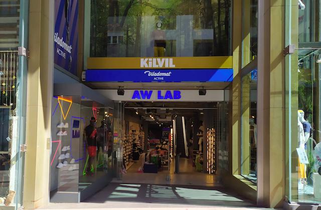 Viladomat se alía con AW Lab para ganar competividad y atracción en la venta de sneakers
