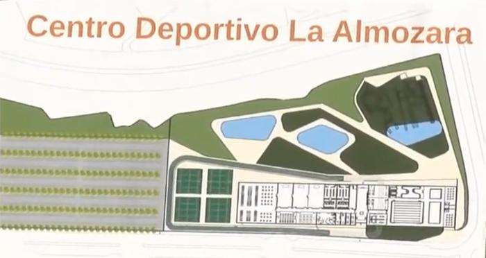 Zaragoza licitará un nuevo centro deportivo de más de 40.000 m2