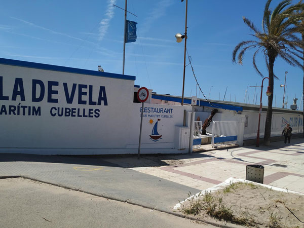 El Club Marítim Cubelles abre la inscripción al Campeonato de España 2021 de patín a vela sénior