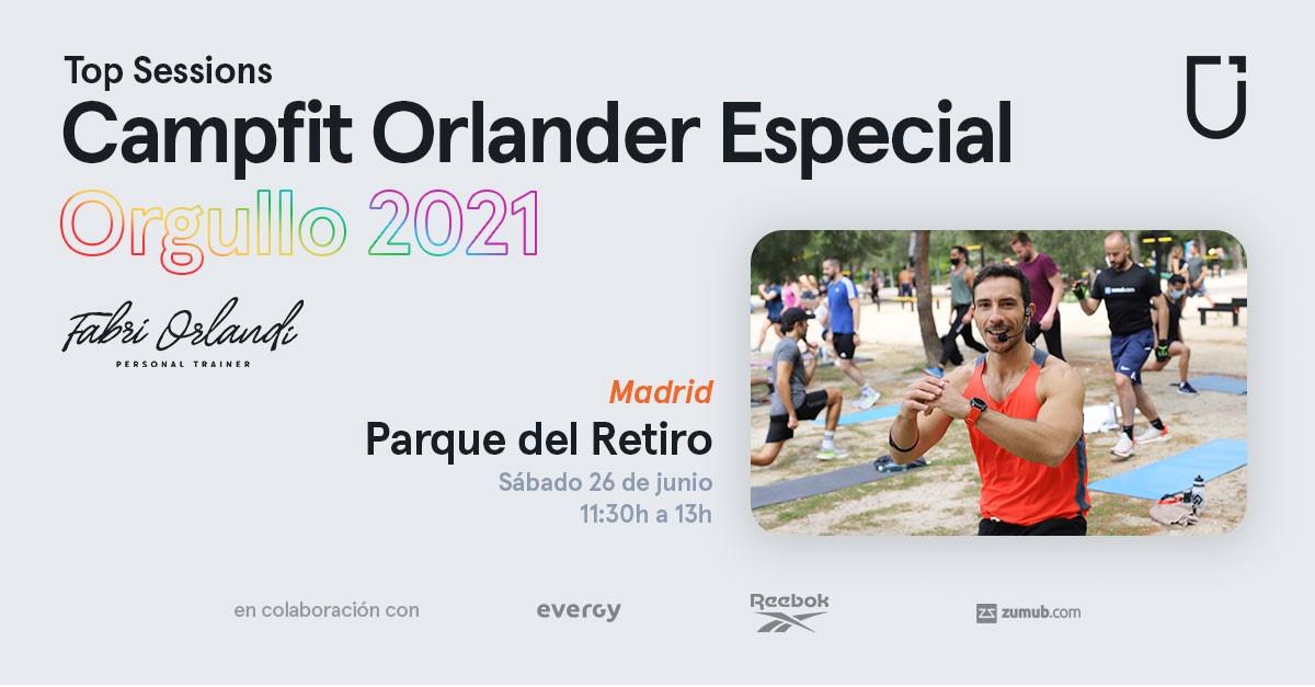 Crean FitCamps Orlander, un evento deportivo orientado a la comunidad LGTBI+