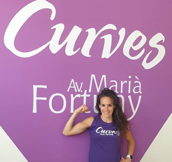 Curves Reus reabre con nueva propietaria, Silvia Rueda