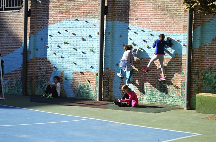 La Fundación España Activa planta cara al sedentarismo escolar