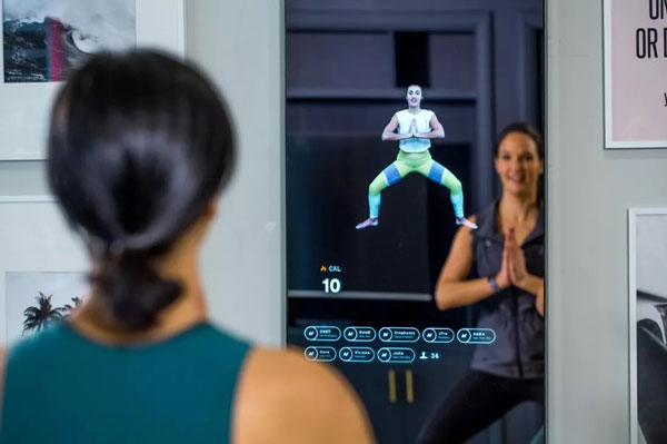 Fitnessdigital estudia incorporar espejos inteligentes a su catálogo
