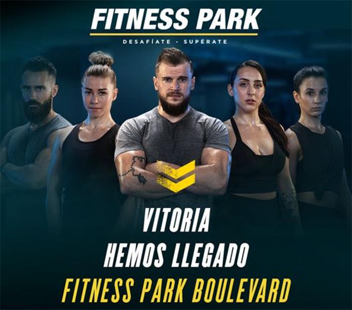 Fitness Park toma el relevo de Hydra en Vitoria