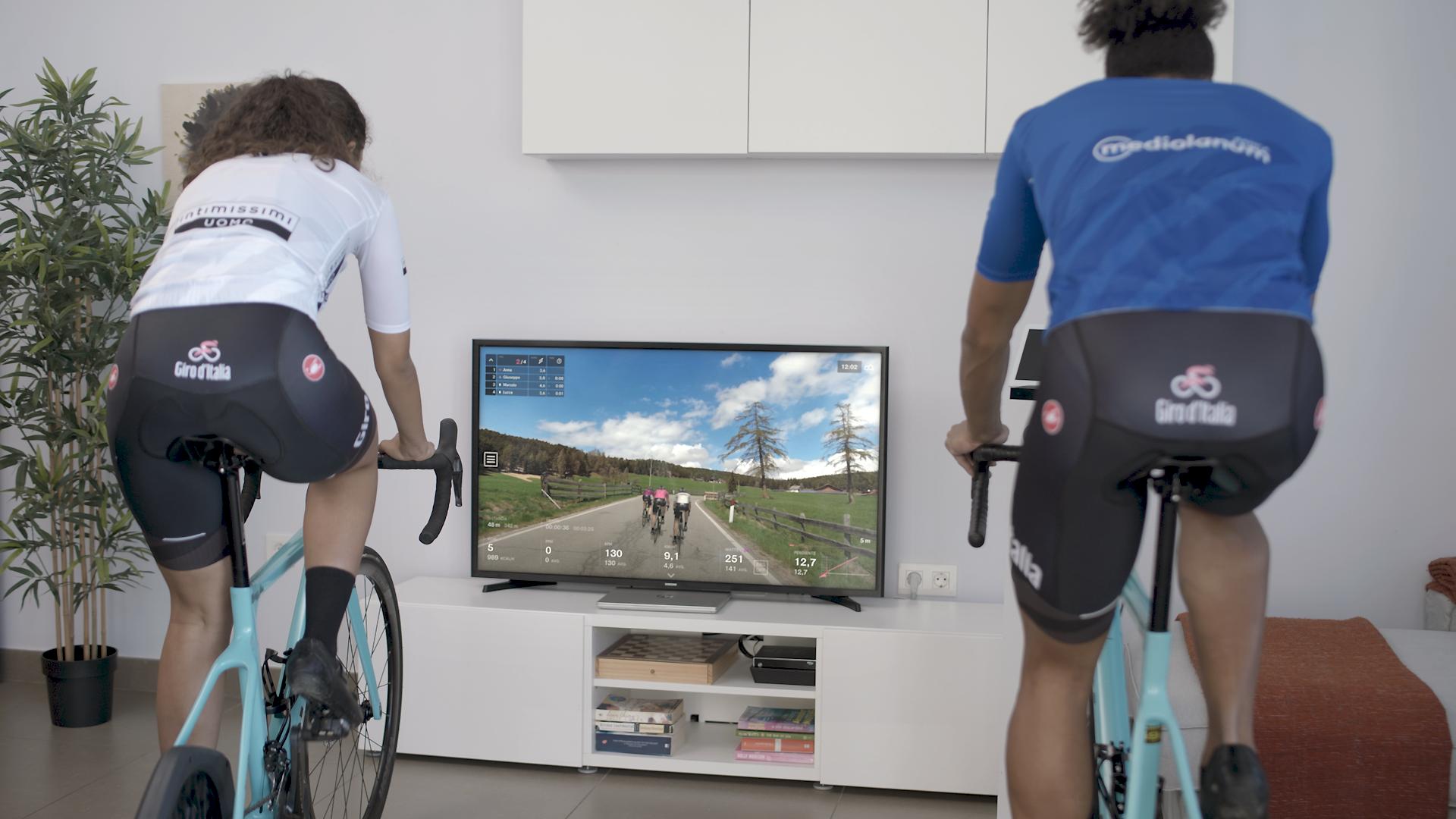 El Giro d'Italia Virtual se celebrará el próximo octubre