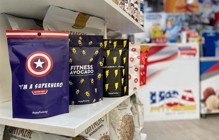 Happy Training se adentra en el fitness de la mano de USA Fitness