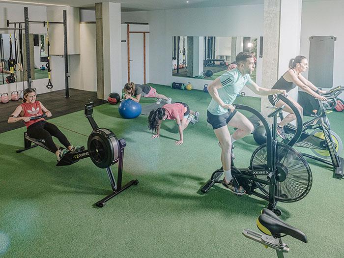 Crean una variante del HIIT que añade más entretenimiento y motivación al entrenamiento