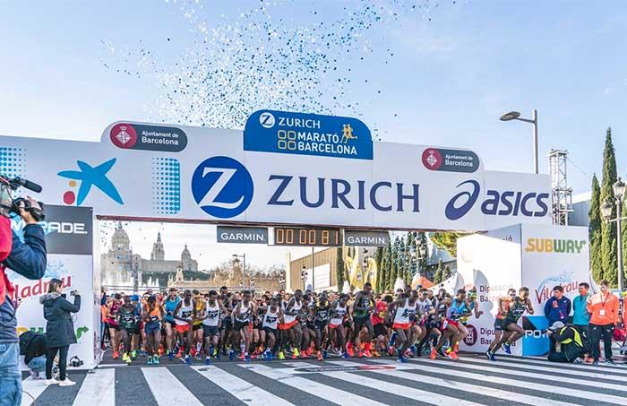 Zurich Marató Barcelona abre inscripciones para su edición 2021