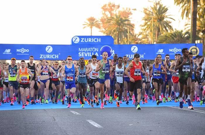 El Maratón de Sevilla renuncia a la edición 2021 y se emplaza a febrero de 2022