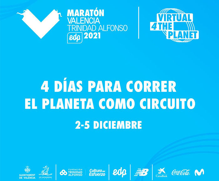 Nace el Maratón Valencia Virtual 4 The Planet