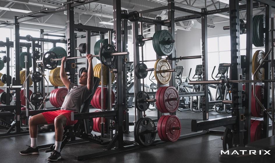 Matrix Fitness equipará los gimnasios de la FEB para Tokio