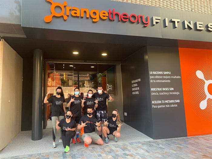 Orangetheory Fitness aterriza en Murcia y prepara su cuarta apertura en Madrid