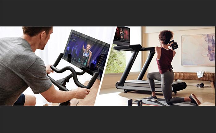 Peloton se adentra en el fitness corporativo