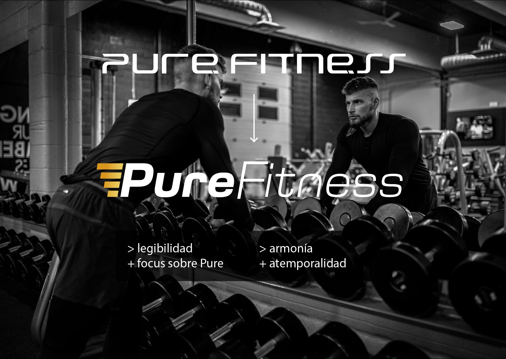 Pure Fitness renueva su imagen