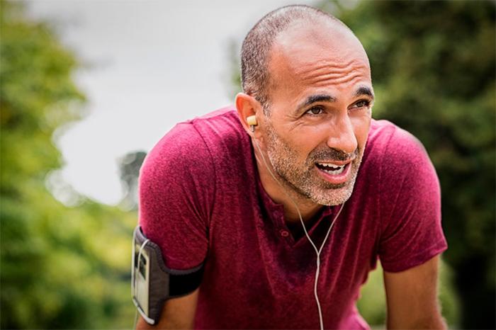 Empezar a correr a los 40 años