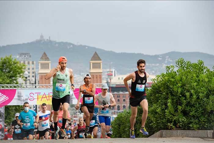 La séptima edición de la Salomon Run devuelve la emoción de las carreras a Barcelona