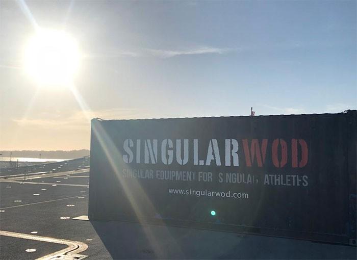 Singular WOD, patrocinador de Vaskia Anniversary y Tomelloso Throwdown