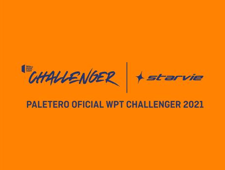 StarVie será el paletero oficial del WPT Challenger 2021