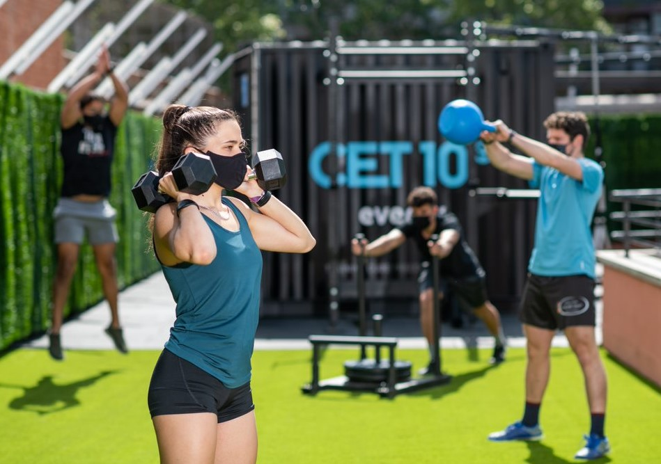 Thomas Wellness Group lanza sus gimnasios modulares Training Cube