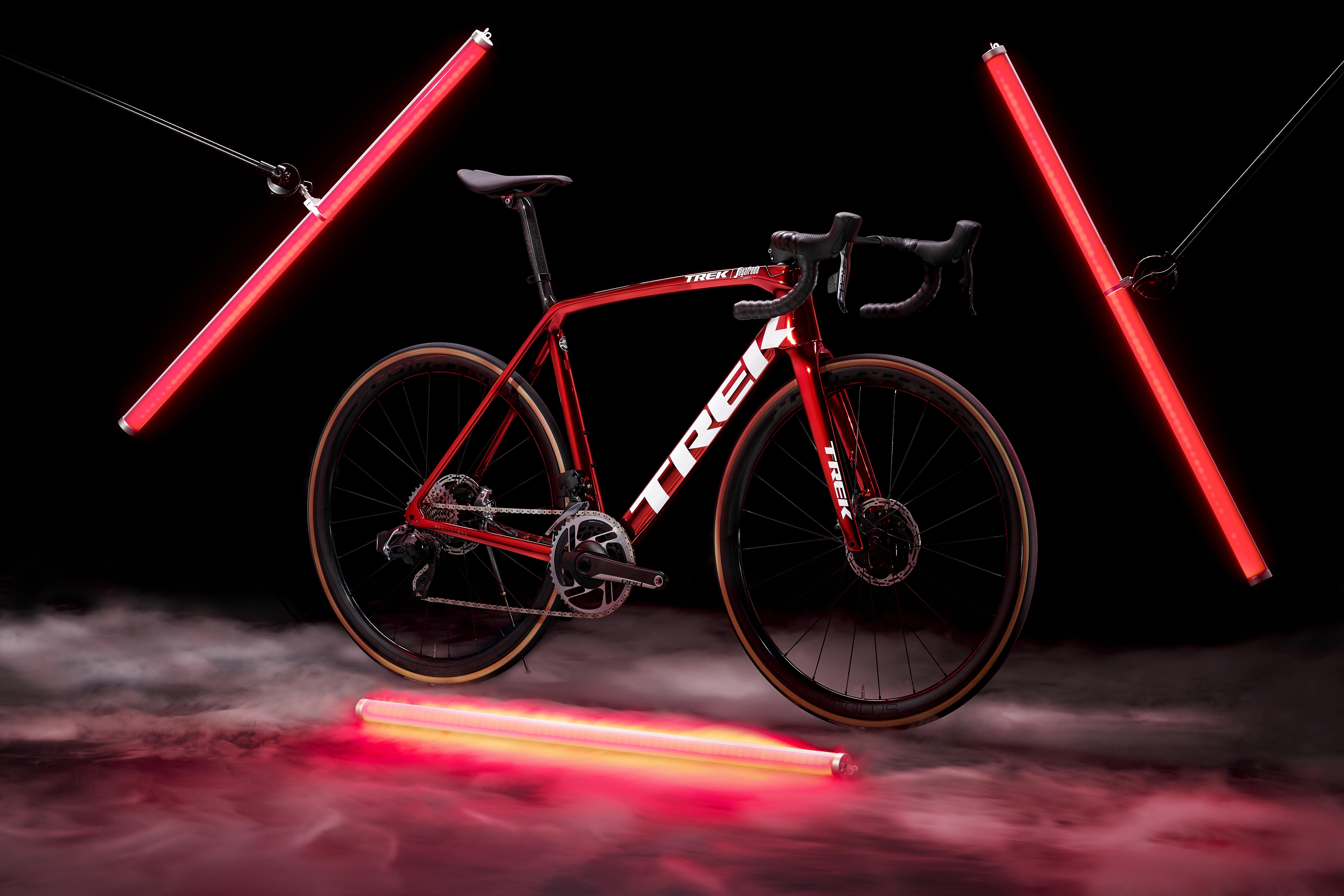 Trek amplía las opciones de pintura de sus bicicletas personalizadas