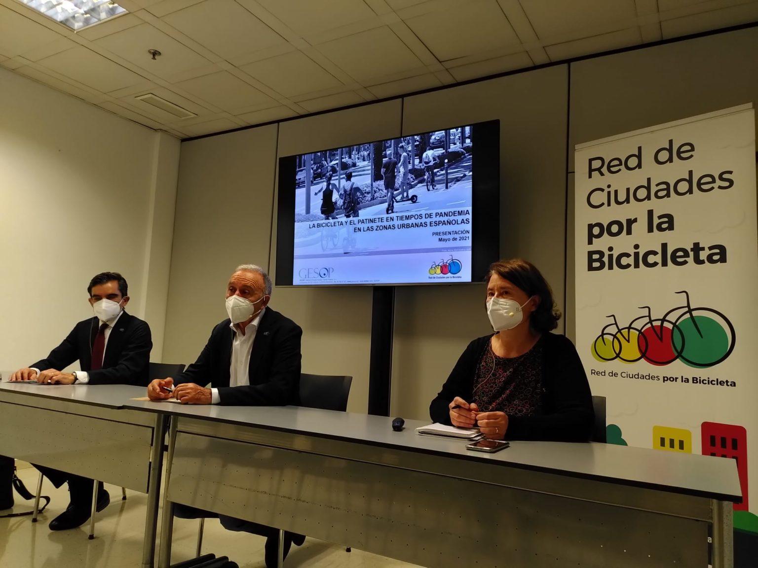 La pandemia genera más de 700.000 nuevos usuarios de la bicicleta en España