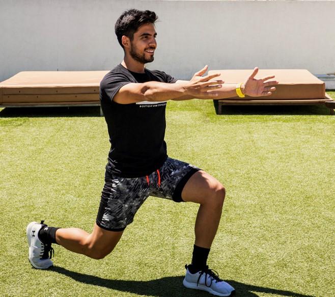 5 ejercicios claves para tonificar el cuerpo masculino