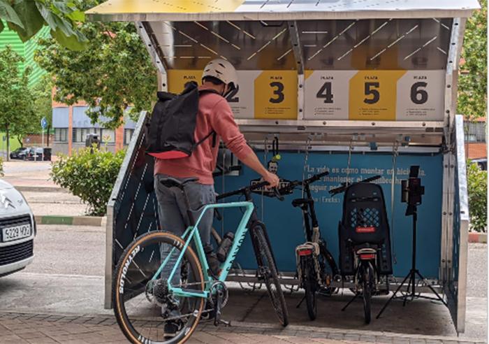 Nace Bicihangar Rocket, la solución que aspira a generar hasta 1 millón de nuevos ciclistas
