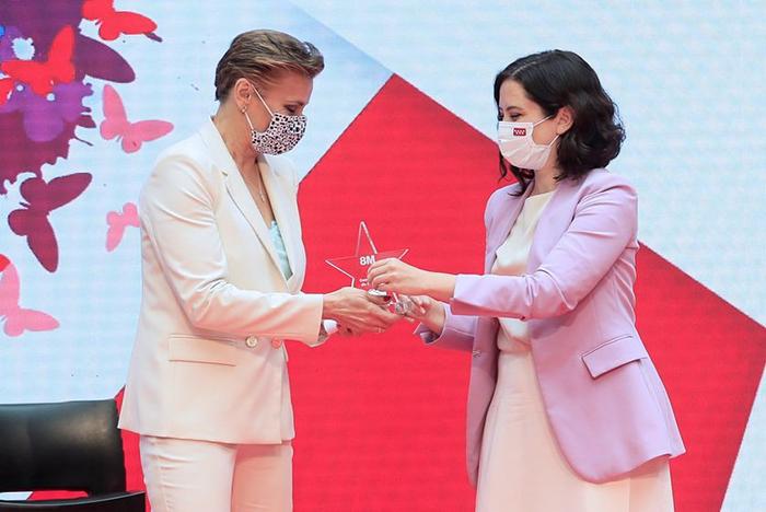 Coral Bistuer asume la dirección general de Deportes de la Comunidad de Madrid