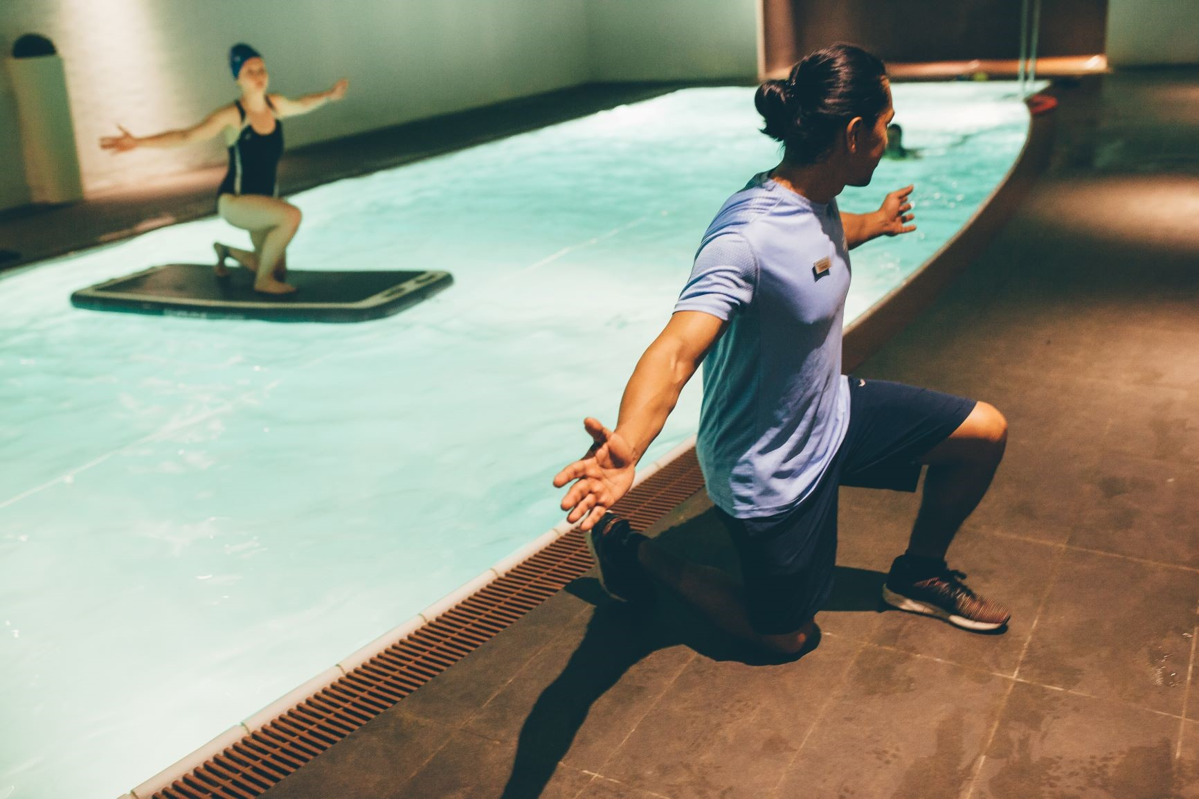 Cinco disciplinas deportivas para practicar en el agua